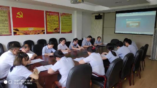惠山分中心组织贷款业务操作规范培训