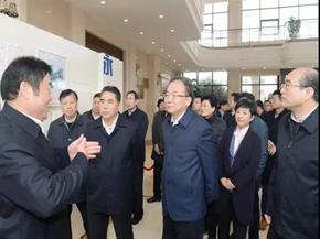 连云港市党政代表团来锡考察